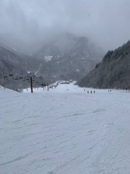 平湯温泉スキー場 ☃